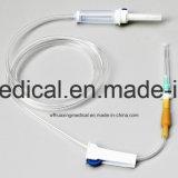 ISO/Ce genehmigte die Wegwerfinfusion, die mit Nadel eingestellt wurde