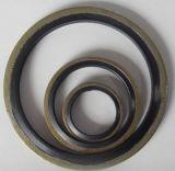 Rondella legata del pistone del metallo NBR