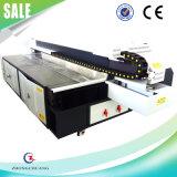 Alta impresora de cristal de cristal plana ULTRAVIOLETA de la puerta de la impresora de la velocidad de impresión 3D