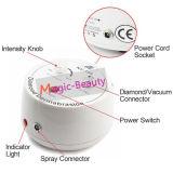 3 en 1 máquina mágica cristalina estupenda del Facial de la peladura del vacío y del aerosol del cuidado de piel