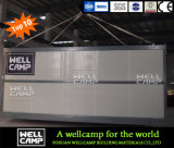Wellcamp 4 минуты может построить расширяемый дом контейнера