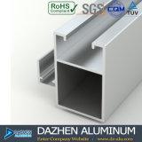 Material da liga do perfil 6063 da porta do indicador de alumínio de Maldives