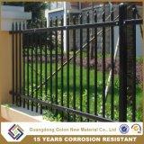 ホーム庭の鉄の鋼鉄塀のパネル
