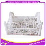 Molde plástico da cesta de fruta da injeção