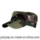 As forças armadas dos bonés de beisebol do tampão do algodão do tampão do Snapback do tampão dos esportes tampam