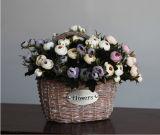 (BC-WF1016) 순수한 Handmade 자연적인 버드나무 꽃 바구니