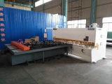 Machine hydraulique QC11y de cisaillement de massicot