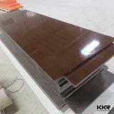 12mm Baumaterial-fester künstlicher acrylsaueroberflächenstein