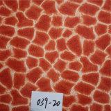 Gedrucktes Muster Belüftung-synthetisches Möbel-Leder (HS039#)
