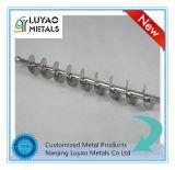 Peça feita à máquina CNC do alumínio do OEM