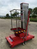 Levage hydraulique mobile de nettoyage de guichet