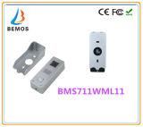 7 дюймов Interphone Doorphone дверного звонока домашней обеспеченностью внутренной связи видео- с камерой
