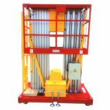 elevación hidráulica del equipo de elevación de la capacidad 200kg del 12m