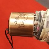 20W vezel die de Machine van de Gravure van de Laser voor Metaal merken