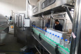 순수한 물 채우는 병에 넣는 기계장치 장비