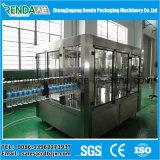 Máquina que capsula de relleno que se lava del agua mineral de Monoblock