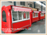 Ys-Bf230g Hot Sale Street Vending Carts Mobile Food Carts à vendre