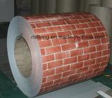 Bobina de acero de mármol de la fábrica PPGI