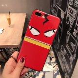 Cubierta Textured del teléfono móvil de TPU para el iPhone 6s/6s más, 7/7 más