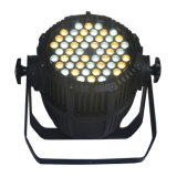 색온도 조정가능한 54X3w 차가운 온난한 백색 LED 동위는 단계, 아키텍쳐, 스튜디오, 사진기를 위해 점화할 수 있다