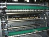Preiswerte kleine aufschlitzende und Rückspulenmaschine Aotomatic Papierrollenfilm-Rolle