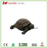 Estatua de la tortuga del jardín de Polyresin para los ornamentos caseros de la decoración y del jardín