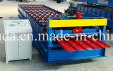 1000 tipo azulejo de azotea del metal que hace la máquina