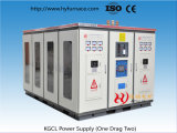 De Smeltende Oven van de inductie voor het Concentraat van het Staal in China
