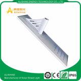 60W ce neuf Integrated Shenzhen approuvé tout dans un réverbère solaire de DEL