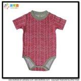 0首の赤ん坊の衣類のGotsの証明書新生のOnesie