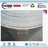 3/5/10mm EPEの泡の単一か二重アルミニウム絶縁材を防水しなさい