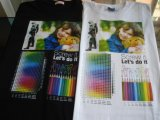 6 Printers van de T-shirt van kleuren de Economische voor Verkoop