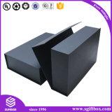 Коробка ящика роскошного изготовленный на заказ картона подарка упаковывая бумажная