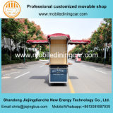 2017 Hand Pushing Truck Truck Vending Panier pour la vente de marchandises