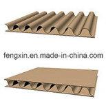 Nuevas hojas de la cartulina acanalada para el rectángulo del cartón