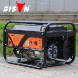 Generatore silenzioso della benzina di elettricità raffreddato aria 2kw 168f dell'uscita di corrente alternata Del bisonte per il prezzo domestico del generatore di uso 2kVA