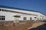 La alta calidad prefabrica el almacén de la estructura de acero