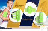 Dekking de van uitstekende kwaliteit van het Geval van het Holster van de Armband van de Sport van de Training van de Gymnastiek voor iPhone 5 5s het Geval van de Band van het Wapen