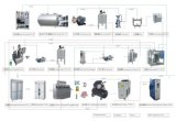 [لونغمكر] كلّ في أحد لبن/[يوغرت] /Juice إنتاج يعالج يجعل معمل صففت آلة معدّ آليّ