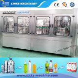 á máquina de enchimento da água pura do frasco de Z & tampando de lavagem