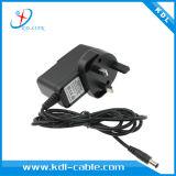 壁量の充電器! 5V 2Aのイギリスのプラグ旅行AC USBの充電器のアダプター