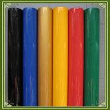 Várias folhas do vinil da transferência térmica de transferência térmica Vinyl/PU do plutônio das amostras livres