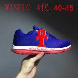 Taille 36-45 des chaussures de course de 2017 de Wmns Nlke de zoom Winflo 4 femmes neufs et d'hommes