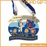 熱い販売の敏感で美しい漫画デザイン金属メダル(YB-m-024)