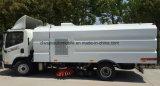 4*2 de Nieuwe Veger van het Ontwerp FAW Vrachtwagen van de Weg van 6 M3 de Vacuüm Schoonmakende