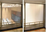 박판으로 만들어진 유리 Dimmable 지능적인 Pdlc 필름 지능적인 유리제 프라이버시 유리