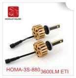 容易なインストール小型サイズ880 LEDのヘッドライト3600lm