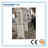 Roomeye Aluminum Casement Door with Shutter Glass 2017 Novo Produto Estilo Moderno