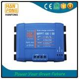 Regulador solar vendedor caliente MPPT 50A de la carga de China