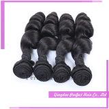 Capelli grezzi dell'indiano del Virgin di Remy dei capelli indiani d'oltremare originali dell'inclusione